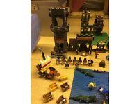 Lego pirate theme