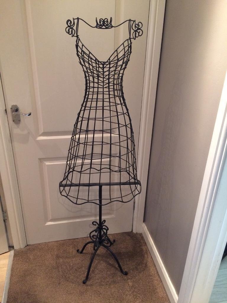 Shabby chic wire mannequin | in Stalybridge, Manchester | Gumtree