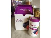 Juice plus berry capsules