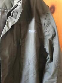 Mans coat
