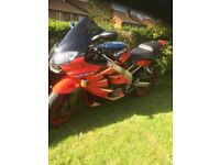 Ninja 600 j1 in excellent condition ready to ride with mot