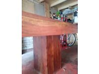 Large Dining Table For Sale - Ideal For Large Dining Room - Restaurant - Cafe - Bar - Could Deliver!