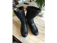 Dainese Fulcrum Goretex Motorcycle Boots Size 9