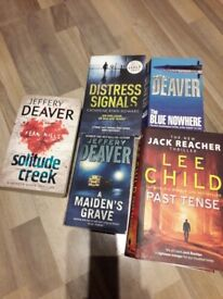 Books for sale - £2 each