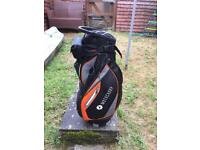 Motocaddy pro series cart bag great condition