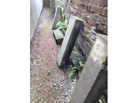 slabs/steps - concrete - offers
