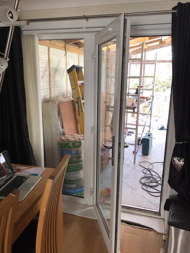 Upvc Patio Door Fixed Glass Panel In Loanhead Midlothian Gumtree