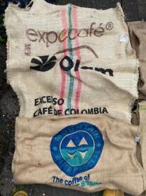 16 Coffee Sacks