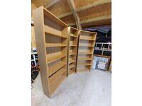 Book Shelves / Storage Shelves