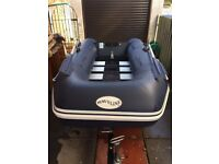 Inflatable Dinghy: Waveline 2800 SU (9ft) bought April 2017 4 yr warranty