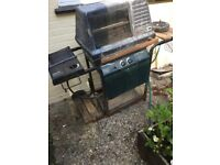 Rusty old BBQ for upcycling project