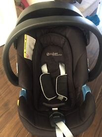 Mamas And Papas cybex car seat and isofix