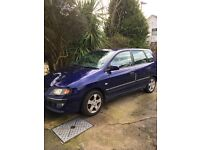 Mitsubishi Space Star Equippe (54 Plate) 1.6 Excellent condition thruout Dark Blue PVT Sale BARGAIN