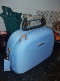 travel cosmetic bag or for ladies who use beauty care