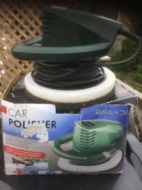 Car polisher