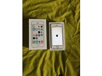 Mint condition Rose Gold IPhone 5S 16gb