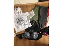 Woman's gym bundle