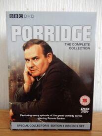 Porridge Series 1-3 + Xmas Specials (2009 4-Disc Box Set) Collector's Edition
