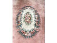Extra Large woolen Oriental carpet/rug