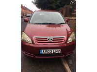 Car For Sale Toyota AVENSIS VERSO