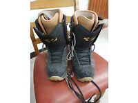Men's snowboarding boots - Size 7.5