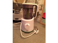 Philips Avent Combined Babycook - Baby Food Steamer and Blender