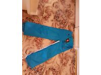 snowboard pants quicksilver 10K M-12