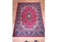 Rug large rug beautiful pattern clean and tidy collection Parkstone Poole