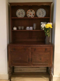 Welsh wooden dresser/ Country Cottage/ Free delivery in Leicester available