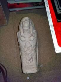 Eqyptian memorabilia. Tomb