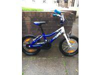 """Kids Giant 16"""" bike"""