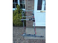 Exodus Metal Clamp High Mount 3 Bike Carrier