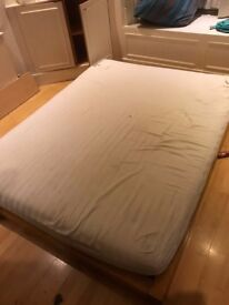 Tatami bed frame with Futon from Futon Company