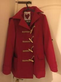 11-12yrs Next girls duffel coat