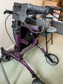 Komfi-Rider Disability Walker