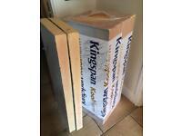 Kingspan insulation 1200mm x 450mmx 75mm