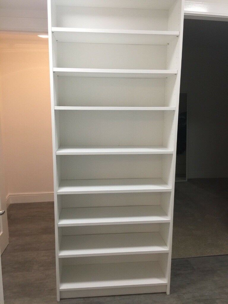 IKEA BILLY BOOKCASE. Perfect condition, looks like new. We've had it for less than a year