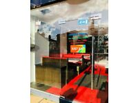Clean and Busy Takeaway Lease for Sale in Accrington - Burger Pizza Chicken Kebab Milkshake
