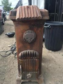 Wood burner / log burner