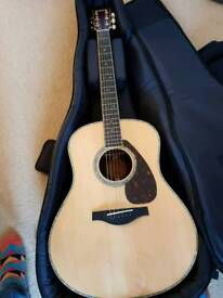 Yamaha Ll16D deluxe (Almost new)