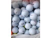Quality branded golf balls