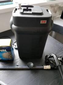 FLUVAL external filter for sale