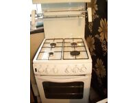 new world 50cm gas cooker