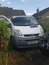 Vauxhall vivaro swb 1.9cdti
