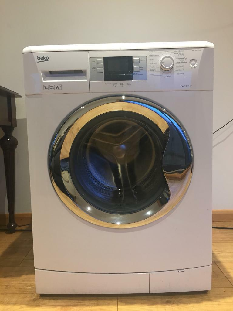 BEKO Washing Machine 'Excellence WM7043CW'