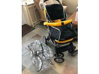 Graco push chair pram waterproof baby chair