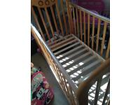Baby Bed 2in1