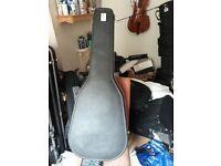 Kinsman hardshell guitar case