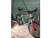 Large Carrera fury 27.5 mountain bike