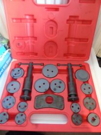 Clarke Caliper Kit for Cars. Used once